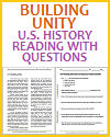 Building Unity Reading with Questions