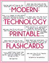 Modern Technology Flashcards