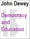 Democracy and Education by John Dewey - Free eBook
