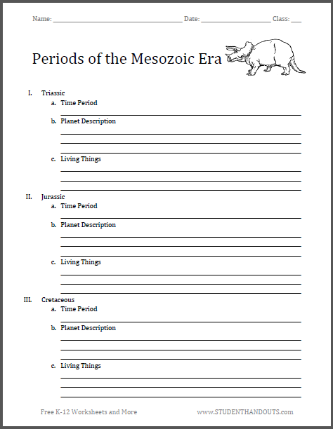 about a favorite topic--dinosaurs--by completing this common core ...